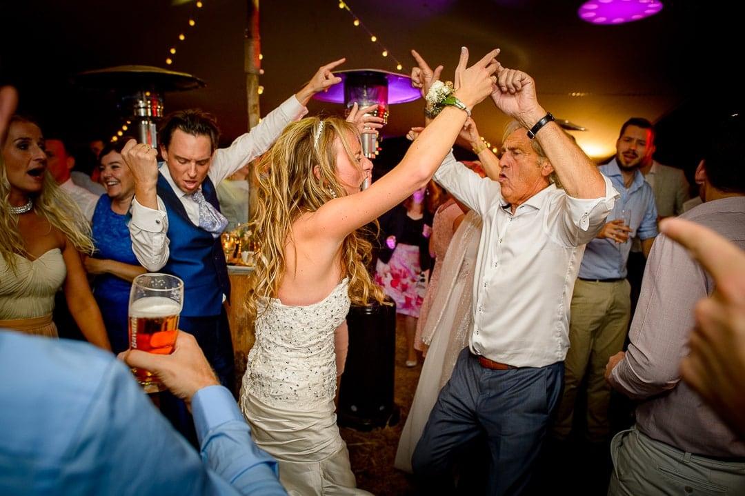 Muziek op jullie trouwdag