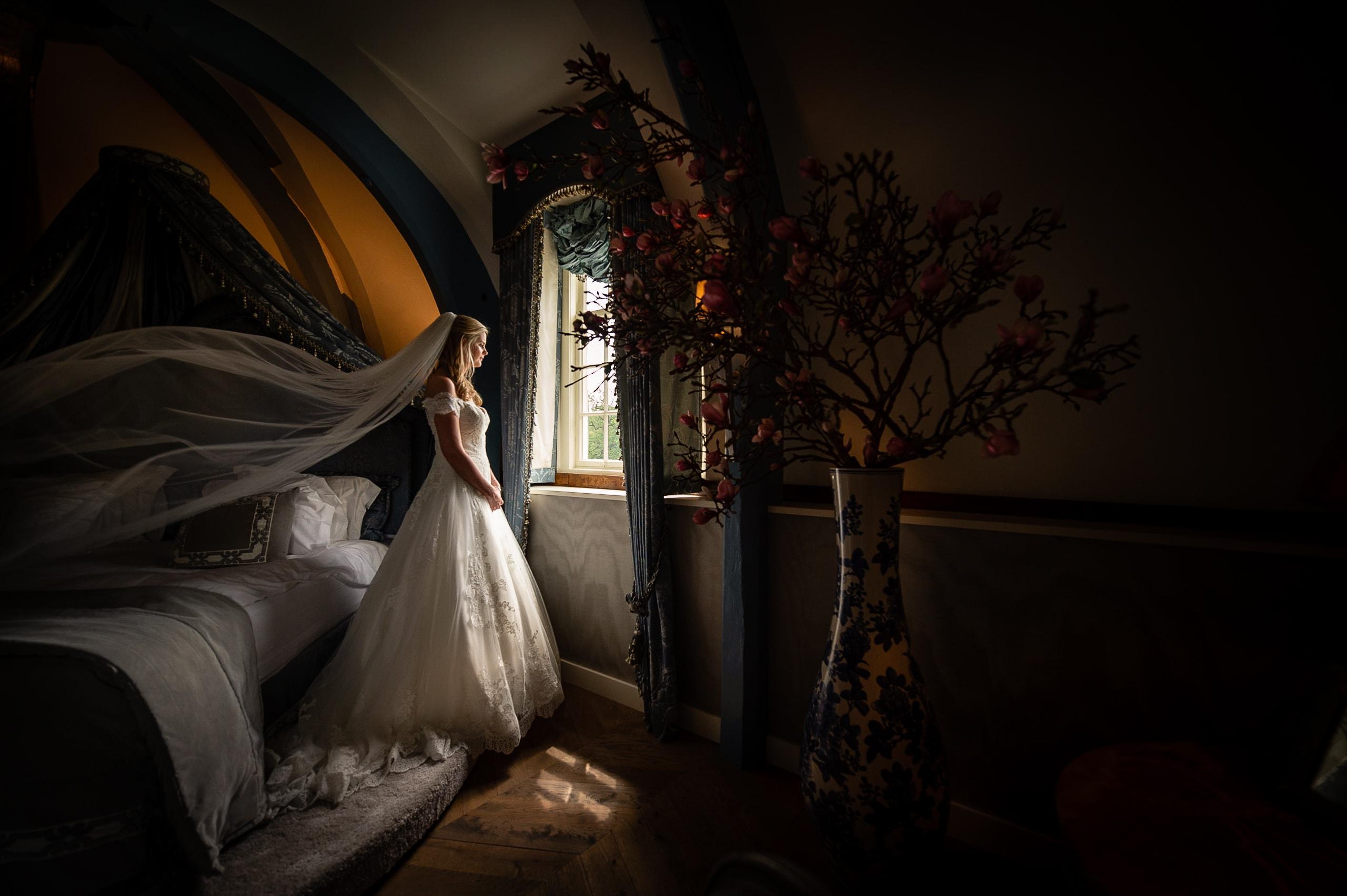 trouwen in kasteel Ruurlo