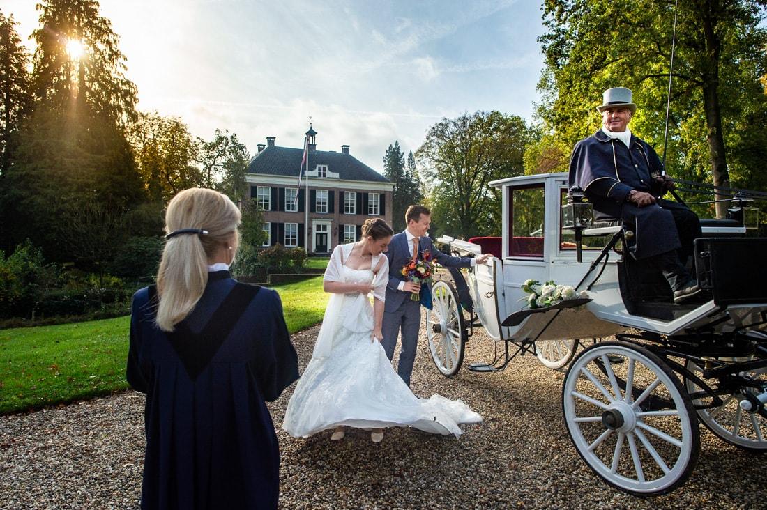 trouwen op Landgoed Klarenbeek toptrouwlocatie