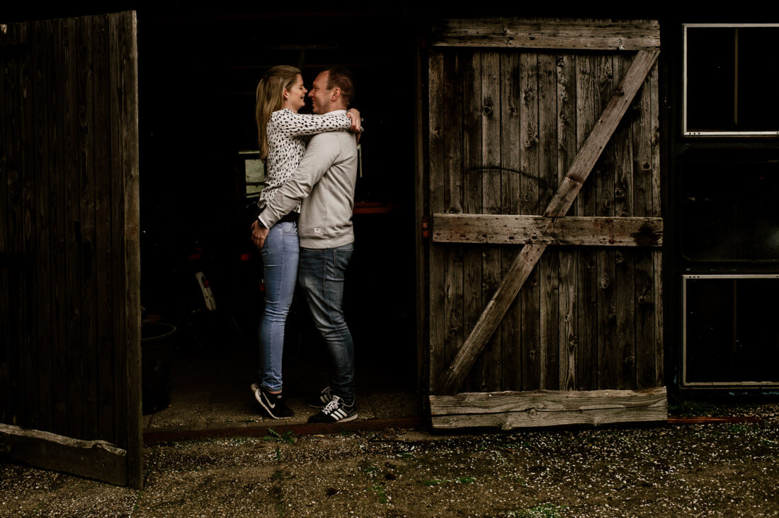 Verliefd loveshoot Apeldoorn